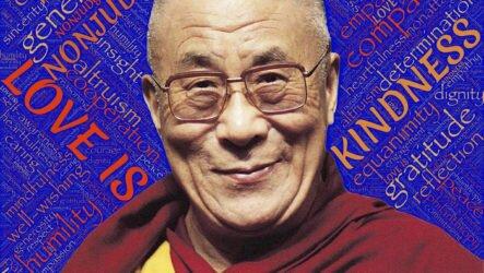 Медитация Тонглен. Практика сострадания от Далай-ламы.